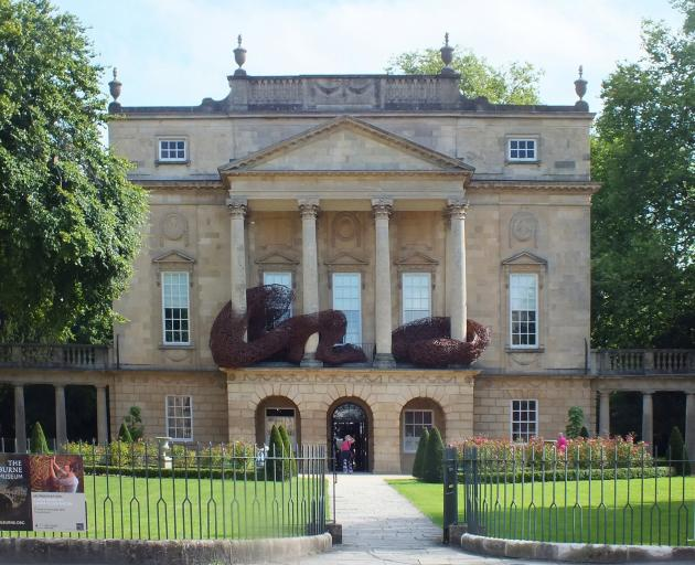 Sydney Gardens, the grounds of what is now the Holburne Museum, were a popular 19th-century...