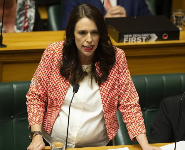 Jacinda Ardern Gallery: No Post-Budget Bump For Labour In Poll