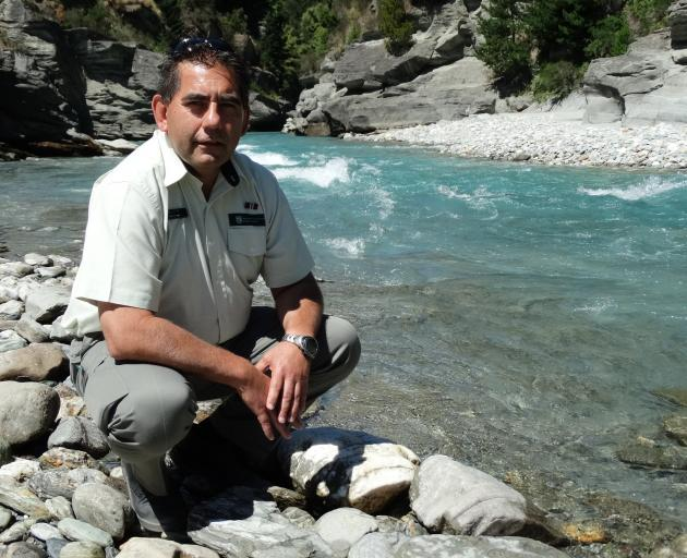 Department of Conservation Wakatipu operations manager Geoff Owen. Photo: ODT