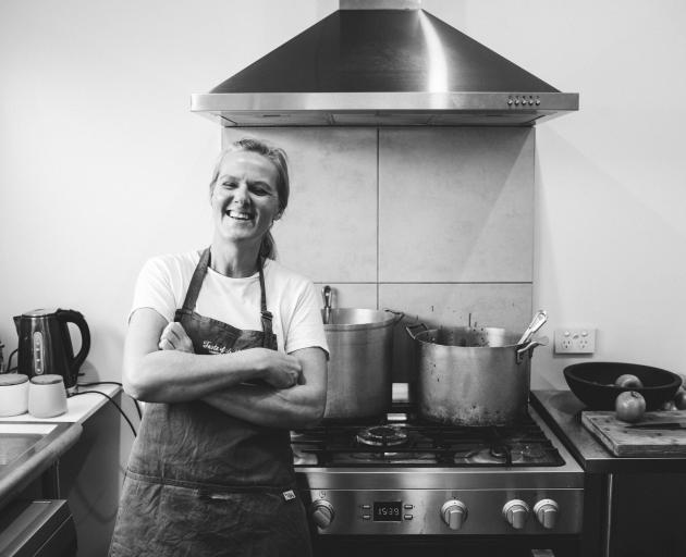 Tineke-Maree Sutton, of Taste of the Alps
