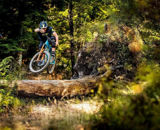 Bike trails are constantly expanding. Photo: Cable Bay Adventure Park