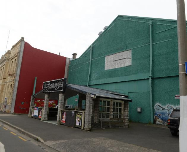 The building in Crawford St. Photo: ODT files