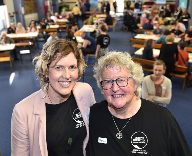 The South Dunedin Community Network has a key role in helping the suburb prepare for its future....