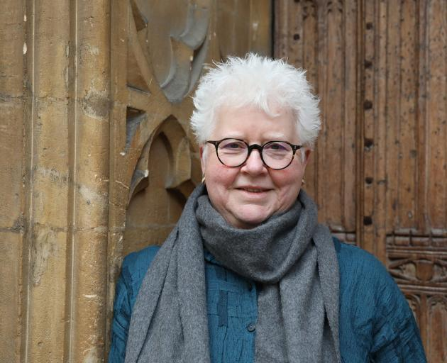 """Val McDermid on the popularity of crime writing: """"People seem to have an unending appetite for it..."""
