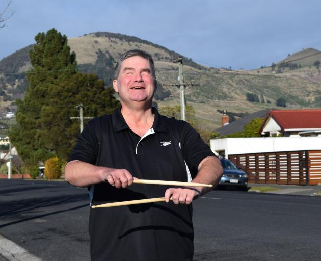 Drewdod Promotions founder and drummer Terry Bartlett, of Mosgiel, has launched an event...