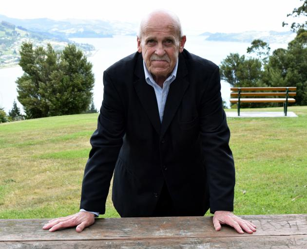 Dunedin city councillor David Benson-Pope believes Otago Peninsula should remain in the Dunedin...