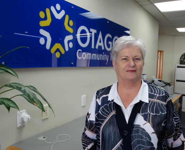 Grants manager Carol Melville was a ''super volunteer'' in her own right, former Otago Community...
