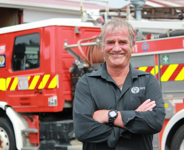 Otago District Principal Rural Fire Officer Graeme Still is calling for greater care as Dunedin's...