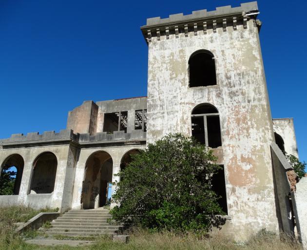 Cargill's Castle. Photo: Star files