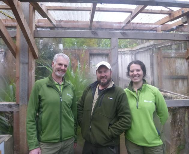 Department of Conservation kakapo recovery 