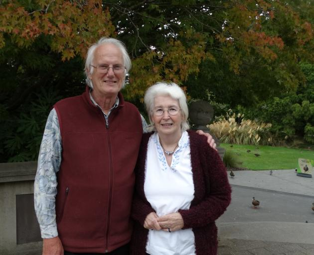 Nigel and Deirdre Tucker  are part of a Dunedin group, Music for Dementia, which uses  music to...