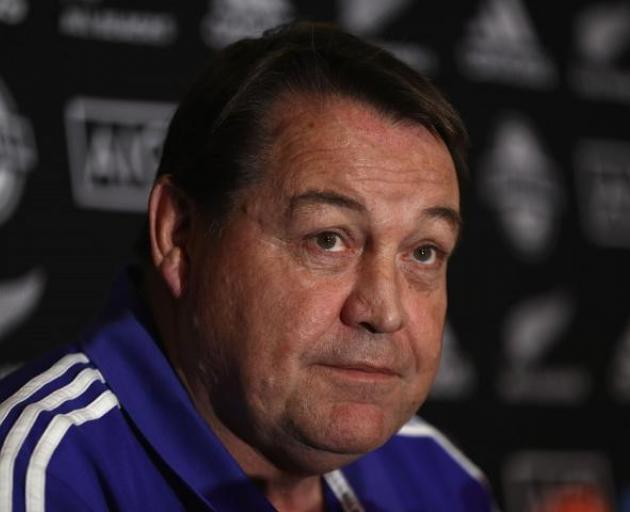 Steve Hansen will step down as coach after the Rugby World Cup. Photo: Getty Images