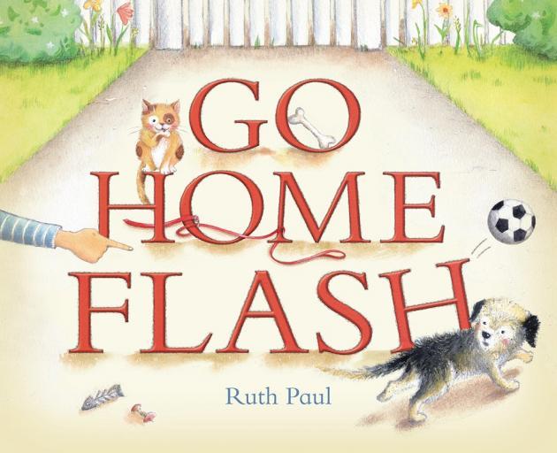 GO HOME FLASH<br><b>Ruth Paul<br></b><i>Scholastic