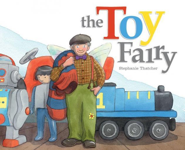 THE TOY FAIRY<br><b>Stephanie Thatcher<br></b><i>Duck Creek Press