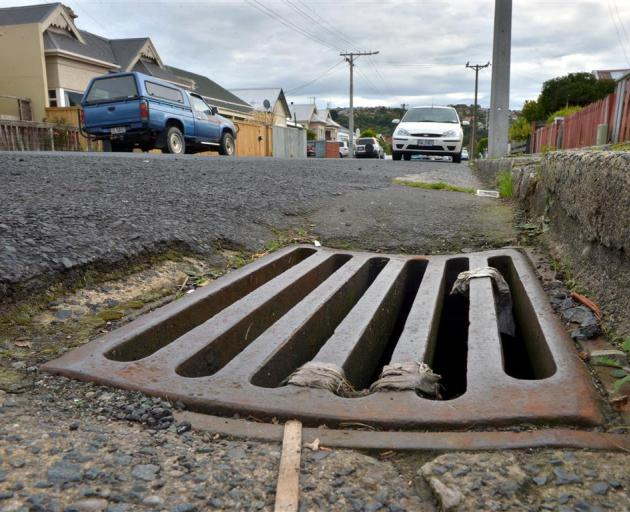 South Dunedin residents are feeling neglected, councillors heard yesterday. Photo by Gerard O'Brien.