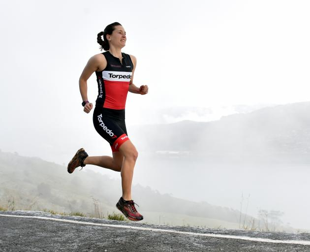 Dunedin triathlete Holly Pawson has fought off a series of injuries to realise her sporting goals...