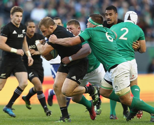Joe Schmidt rejects All Blacks claim they will be underdogs in Dublin