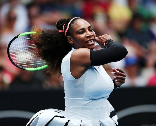Top seed Serena Williams crashes out of ASB Classic