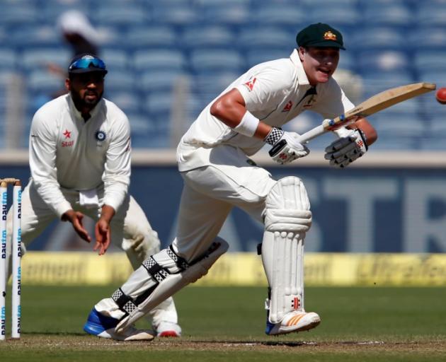 India vs Australia, Pune Test, day 1