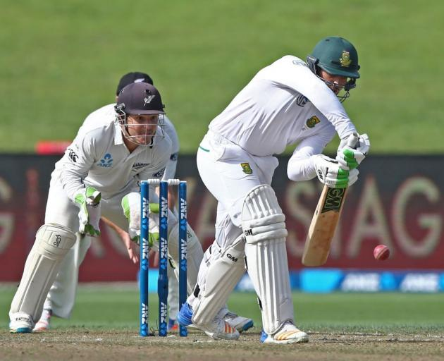 Kane Williamson leads the way as New Zealand take control