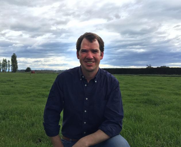 Morgan Easton has been awarded the Australasian Zanda McDonald agribusiness award. Photo supplied.