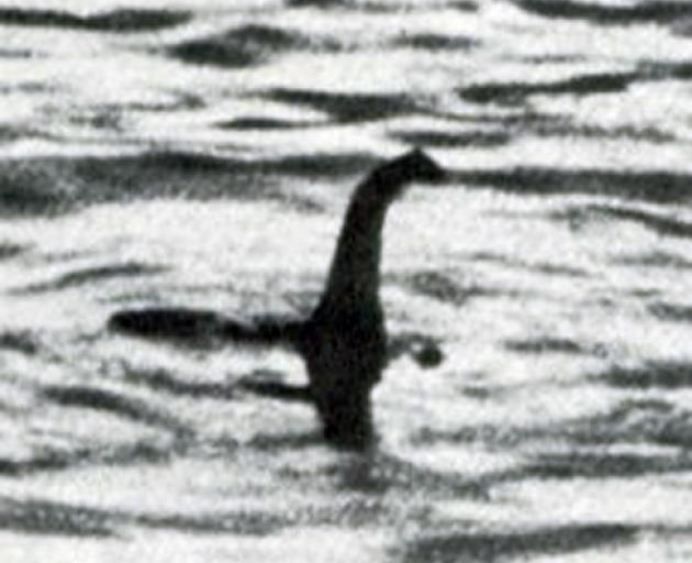 The 'Surgeon's Photograph' (1934). Photo supplied.