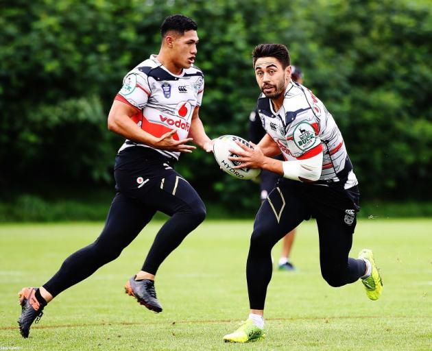 Kangaroos notch 100th win over Kiwis in rugby league