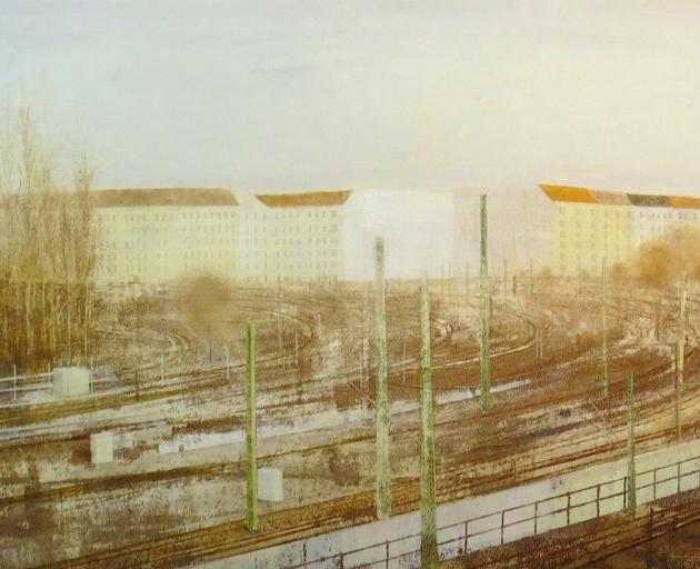 Rusty Tracks, by Angus Collis