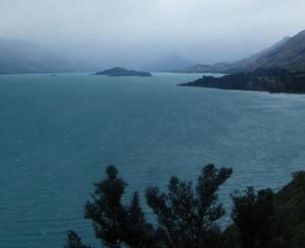 Lake Wakatipu. Photo: ODT