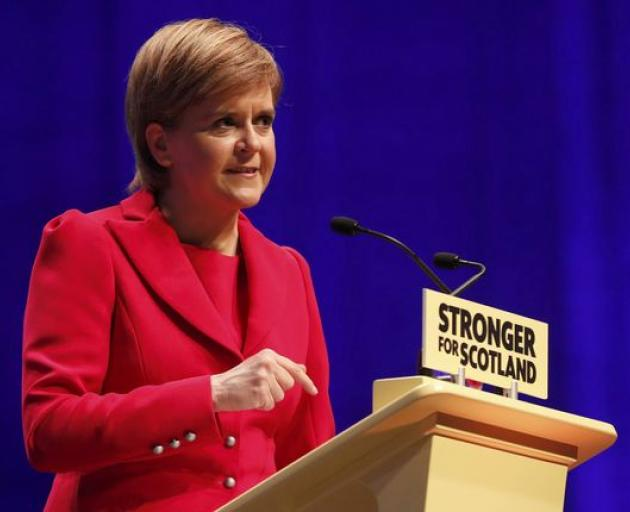 The ruling Scottish National Party argues that the prospect of Scotland being taken out of Europe...
