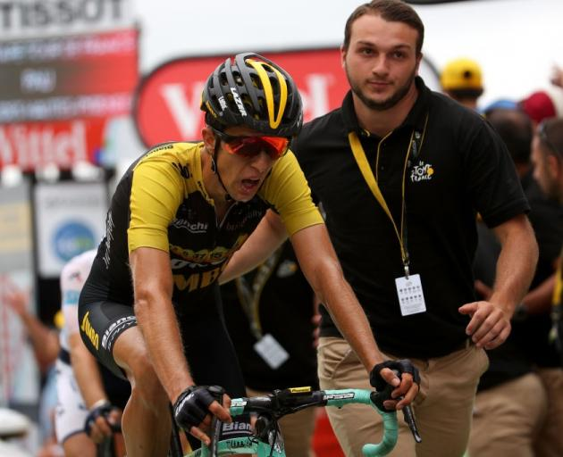 George Bennett's time penalty overturned by UCI