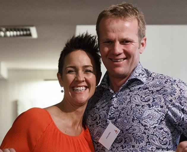 Michelle and Jonny Elder. Photo: supplied.