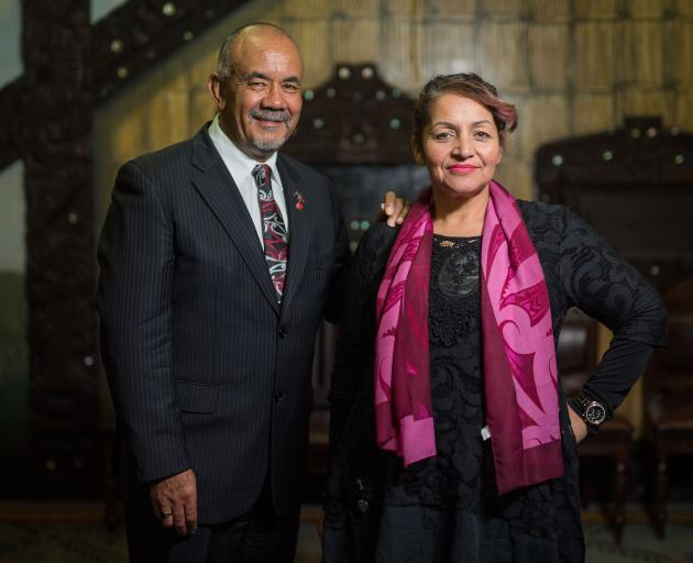 The Maori Party announced its new IwiRail policy which would look to take over KiwiRail lines and develop new rail connections to open up freight and tourism opportunities across the regions. Photo: Getty
