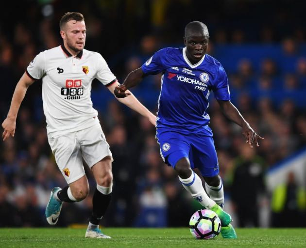N'golo Kante reveals trophies Chelsea want to win next season
