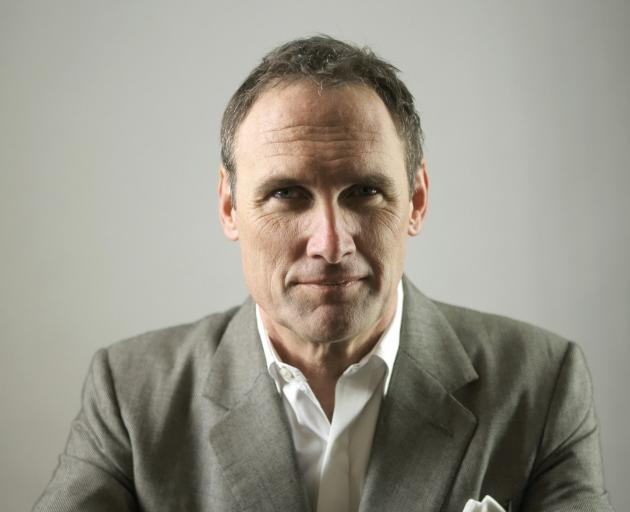 A.A. Gill. Photo: supplied