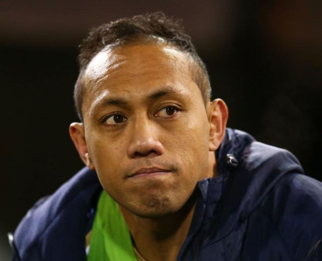 Christian Lealiifano. Photo: Getty Images