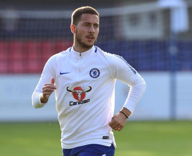 Chelsea Completes Kylian Hazard Move