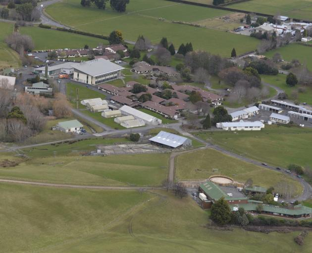 Invermay Agricultural Centre, near Mosgiel. Photo: Gerard O'Brien
