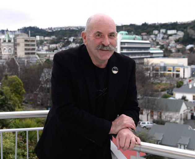 University of Otago senior warden Jamie Gilbertson says it is a privilege helping young people...
