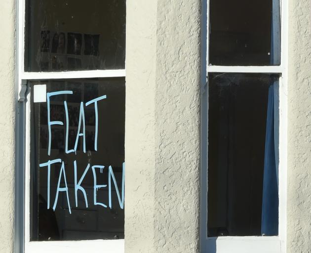 Landlords and tenants face uncertainty. PHOTO: GREGOR RICHARDSON