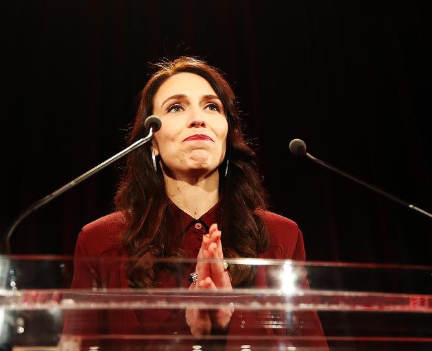 Labour's Jacinda Ardern re-energised Labour's flagging campaign. Photo: Getty Images
