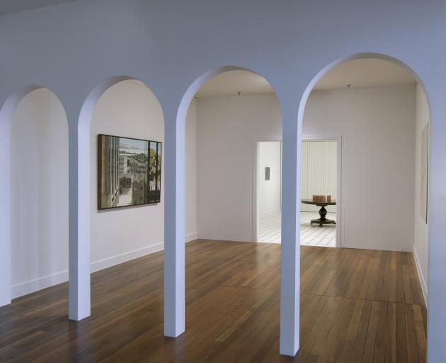 ''Loveliness extreme'' (installation view), Dunedin Public Art Gallery