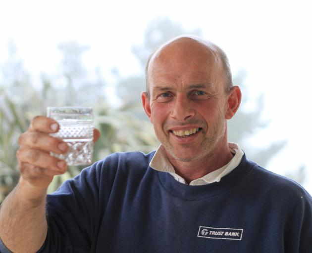 Corriedale Water Management Ltd chairman Bill Malcolm says there is a philosophy of employing...