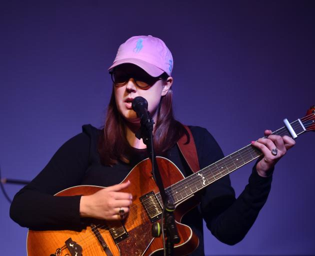Dunedin singer-songwriter Nadia Reid is one of the five females in the running for the Apra...