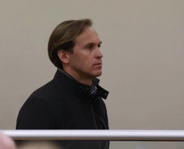 Simon Lawrence Turnbull last year admitted his role in a mortgage fraud. Photo:NZ Herald