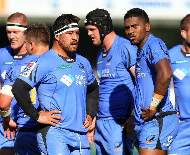 Western Force.Photo: Getty Images
