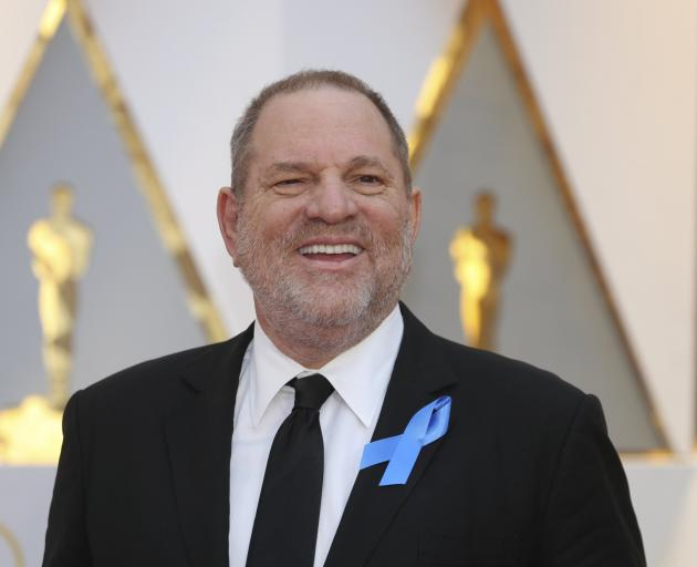 Harvey Weinstein (65) will take an indefinite leave of absence, the company said. Photo: Reuters
