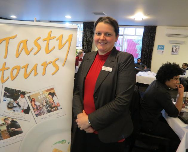 Tasty Tours owner operator Janine Mallon. Photo: The Star