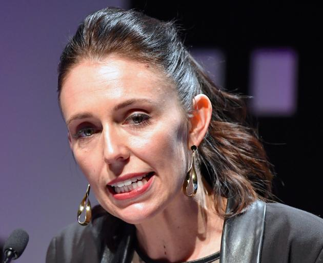 Jacinda Ardern. Photo: Reuters