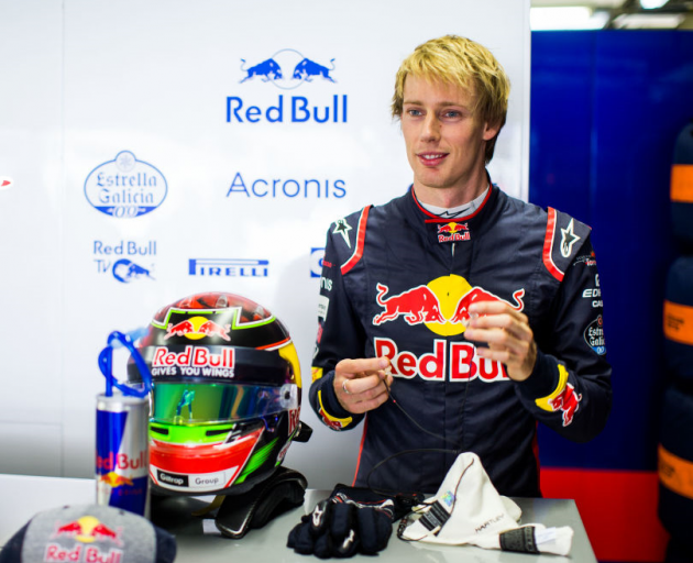 Brendon Hartley will drive full time on the F1 circuit next year. Photo: Getty Images